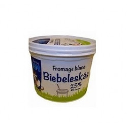 Fromage blanc 25%