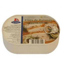 Filets de harengs sauce...