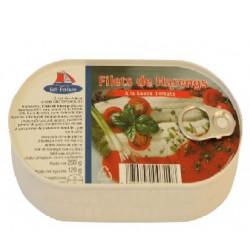 Filets de harengs sauce tomate