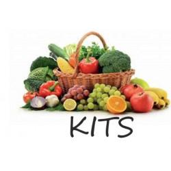 Kit quiche asperges et lardons